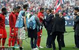法國杯決賽昂熱Vs大巴黎 法國總統馬克龍親臨現場