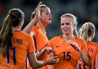 """荷蘭女足VS瑞典女足:四強""""新人""""荷蘭女足欲再創輝煌"""