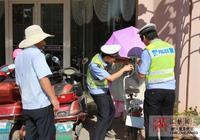 溫嶺:交通安全宣傳進車間
