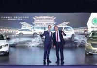 斯柯達中國總裁韓盛:斯柯達全球每賣出四輛汽車,就有一輛賣到中國