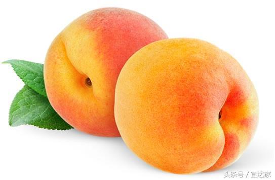 黃桃——養生之桃