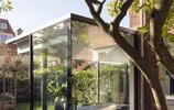 庭院設計:如果我有個花園,我也弄一個這樣的陽光房,實用美觀