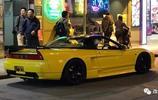 寶馬電動方程式賽車現香港街頭,這是在找充電樁?丨街拍投稿50期
