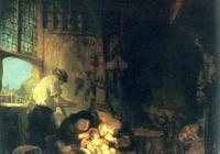 西方藝術史:17世紀荷蘭美術-倫勃朗「24」