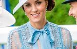 皇室夫婦又出來撒糖了!威廉王子為愛妻撐傘 凱特美到認不出