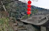 一個人的旅行 杭州韜光寺旅遊遊記 寺院歷來以朝佛觀山觀海而著稱