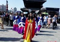 湖北昭君專列返程 昭君文化旅遊交流深入開展