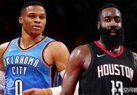 4月10日的NBA火箭、雷霆大戰,你認為有哪些看點?