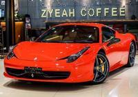 2011年06月 法拉利458 2011款 4.5L Ita