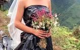 """""""最節儉""""新娘爆紅,看到身上婚紗之後,網友:美得不可方物"""