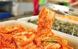 這就是聞名的朝鮮泡菜啦,搭配白飯或者是面都很好吃的