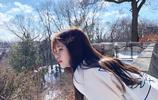 鞠婧禕清新甜美寫真圖片