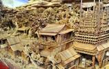 木雕版《清明上河圖》