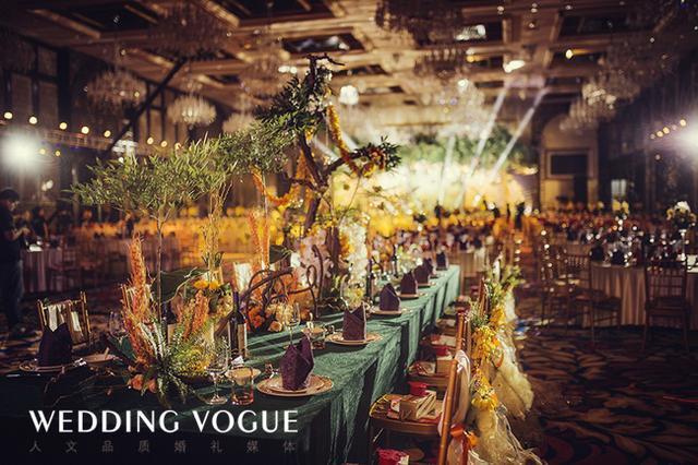 森系主題婚禮—婚禮素材收集