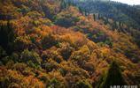 航拍西安最美盤山路 俯瞰八百里秦川色彩斑斕