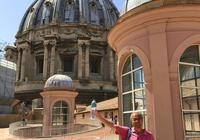 聖彼得大教堂:天才們創造的人間天堂——帶著爸媽遊歐洲(19)