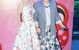64歲米雪身穿碎花裙優雅迷人風韻猶存,與45歲的吳綺莉成鮮明對比