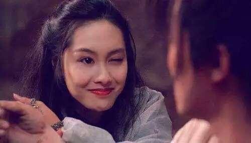 在《大話西遊》中,周星馳對朱茵說了什麼,讓朱茵淚流滿面