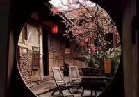 「最美中國風」中國古窗,格出一牆的浪漫……