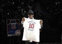 櫻木花道以他為原型!天生混球,卻也是NBA歷史上最偉大的籃板手
