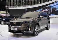 豪華6座SUV凱迪拉克XT6即將上市,欲競爭寶馬X5、奔馳GLE