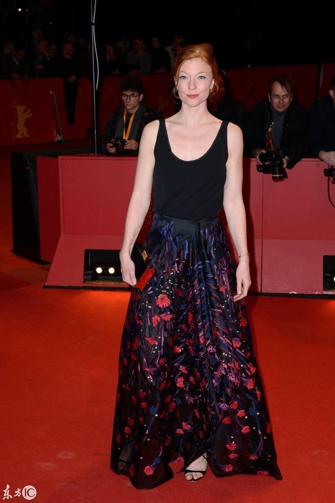 2019年2月16日柏林宮舉行的第69屆柏林國際電影節閉幕式