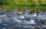 廣東梅州這個農村綠水青山,看了讓人嚮往,她就在我們美麗豐順