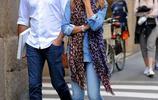世界足球先生卡卡前妻攜新男友米蘭壓馬路!卡卡你還能忍?