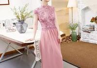 刺繡中國風旗袍,讓你不掉品味的時尚美裝