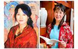 河南書協主席楊傑、副主席胡秋萍,兩位女書法家書作,更喜歡誰?
