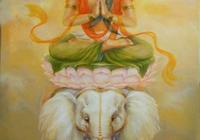 菩薩與羅漢的故事:德行圓滿普賢菩薩