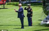 美國總統特朗普啟程赴日本出席G20峰會 伊萬卡意外現身