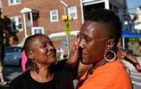 """""""戰爭之城""""巴爾的摩:居民呼籲無暴力"""