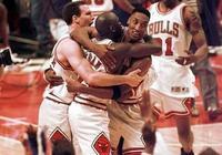 98年總決賽喬丹場均33分4籃板,馬龍和皮蓬髮揮的怎麼樣