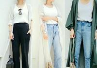 一位日本時尚辣媽,清新風穿搭示範,將40歲穿成了20歲的樣子!