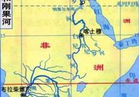 寬度對比:亞馬遜河、尼羅河、長江