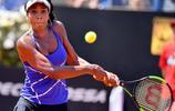 網球——意大利公開賽:大威晉級