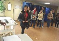 """不做沉默的大多數 法國大選華人""""組團""""投票"""
