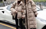 怕冷女人,別光知道穿羽絨服,今冬流行棉服,時髦不貴,誰穿都美