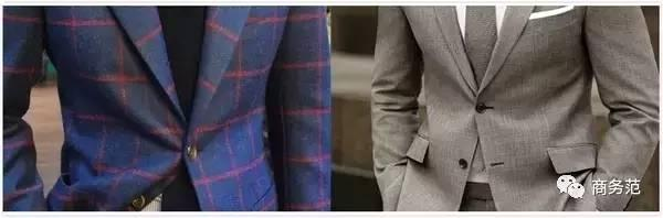 好西裝和差西裝的區別在哪裡?