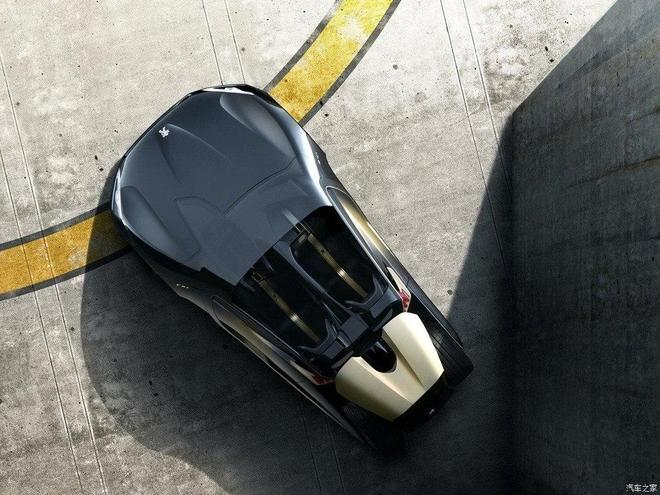 汽車圖集:標緻EX1