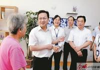 徐州市委書記張國華深入雲龍區調研