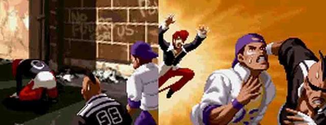 《拳皇》資深玩家也不一定知道,瘋八在背景故事中先後出現了四次