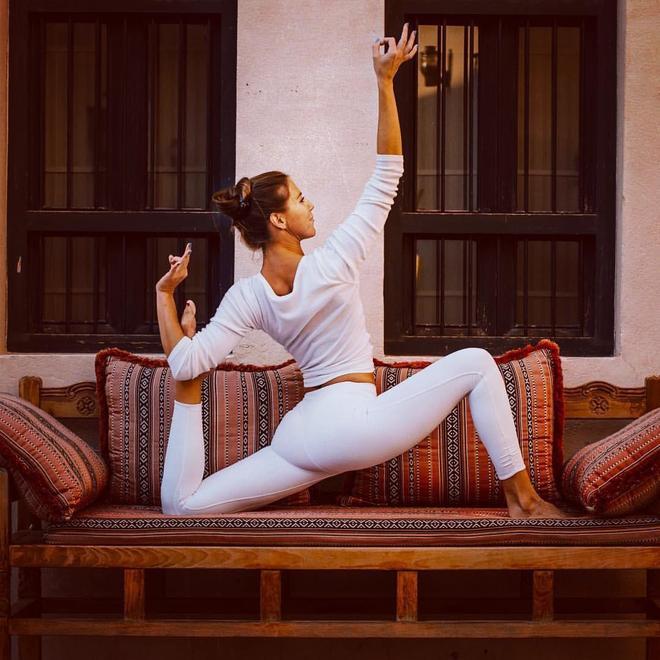 瑜伽人生是一場延長比賽