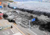 一次大地震海嘯讓日本經濟倒退20年,日本地震海嘯未公開照……