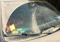 前擋玻璃有了油膜怎麼清除?