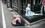實拍:日本街頭,醜陋不堪的一面