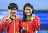 奧運冠軍陳若琳晒裸背刮痧,網友紛紛留言:敢不敢讓正面露出來看?