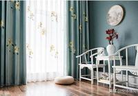 家居窗簾怎麼選?不同房間有講究
