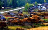 西北第一村-新疆布爾津白哈巴村